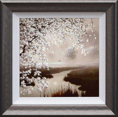 Blossoming Dreams by John Waterhouse - Framed Limited Edition on Paper